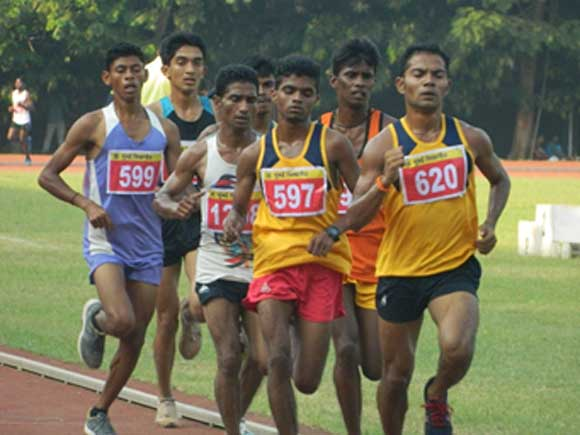 intercollegiate-athletics-competition-at-marine-lines-university-of-mumbai-sports-pavilion