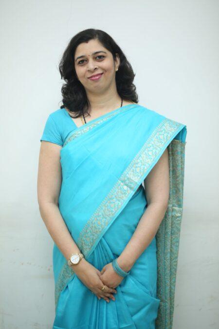 Ms. Rupa Patel Karnik, Course Coordinator