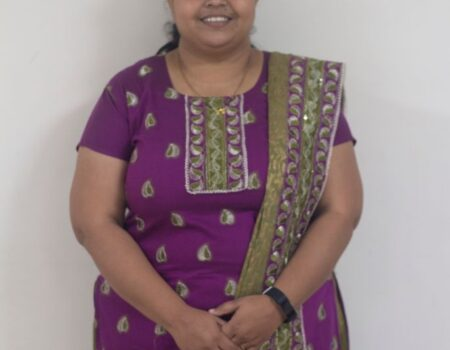 Ms. Sucheta Gandhi, Course Coordinator