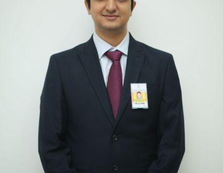 Mr Amogh Desai