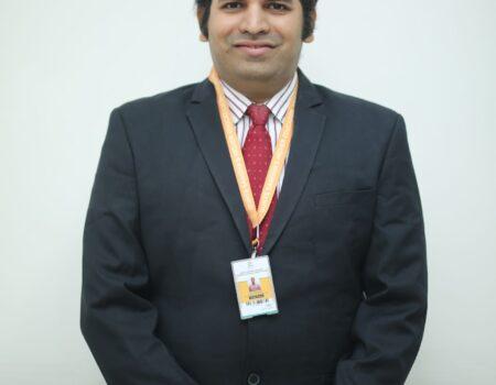 Mr. Viraj D Deshpande