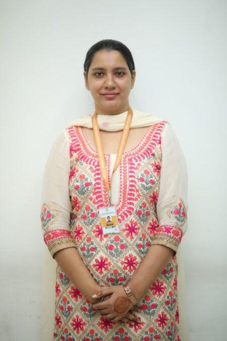 Ms. Jasmeet Kaur Sehgal