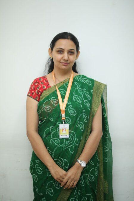 Ms. Diti Shah