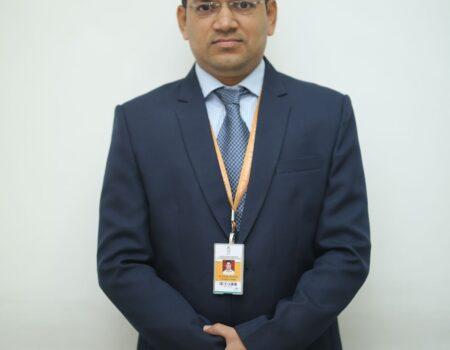 Mr. Prashant Shinde, Chief Coordinator