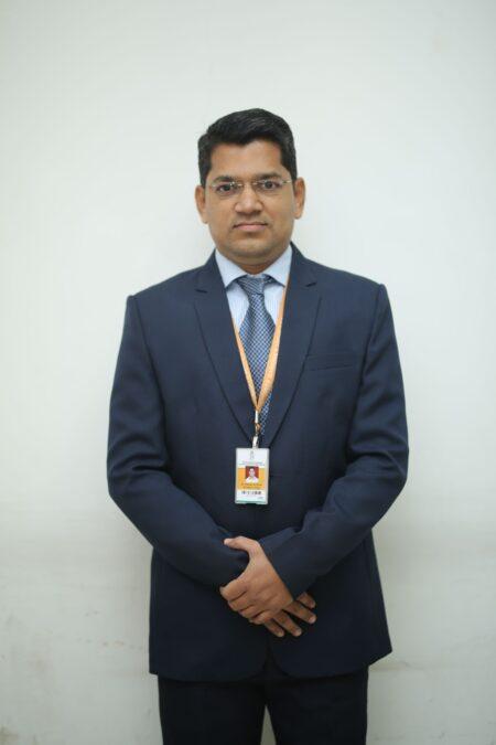 Dr. Prashant Shinde, I/C Principal
