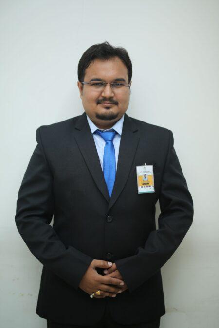 Mr. Nitin Dwivedi