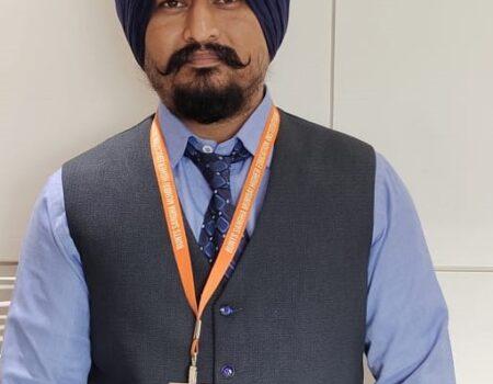 Mr. Amandeep Singh Manku, Course Coordinator